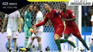 Ponds - Most Energizing Player - Cristiano Ronaldo