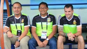 Sumarji & Simon McMenemy - Bhayangkara FC