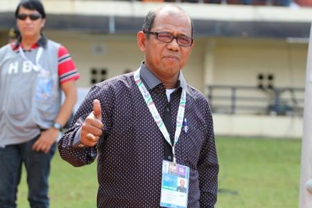 Emral Abus - Persib Bandung vs Lao Toyota FC