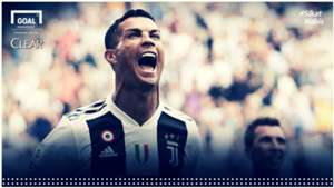 Clear Cover Ronaldo Sikat Habis