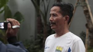 Djadjang Nurjaman - Latihan Persib Bandung