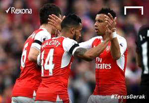 Rexona - Arsenal