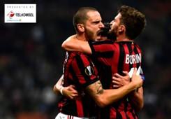 Telkomsel - Leonardo Bonucci AC Milan