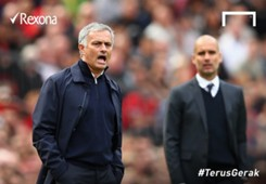 Rexona - Jose Mourinho & Pep Guardiola