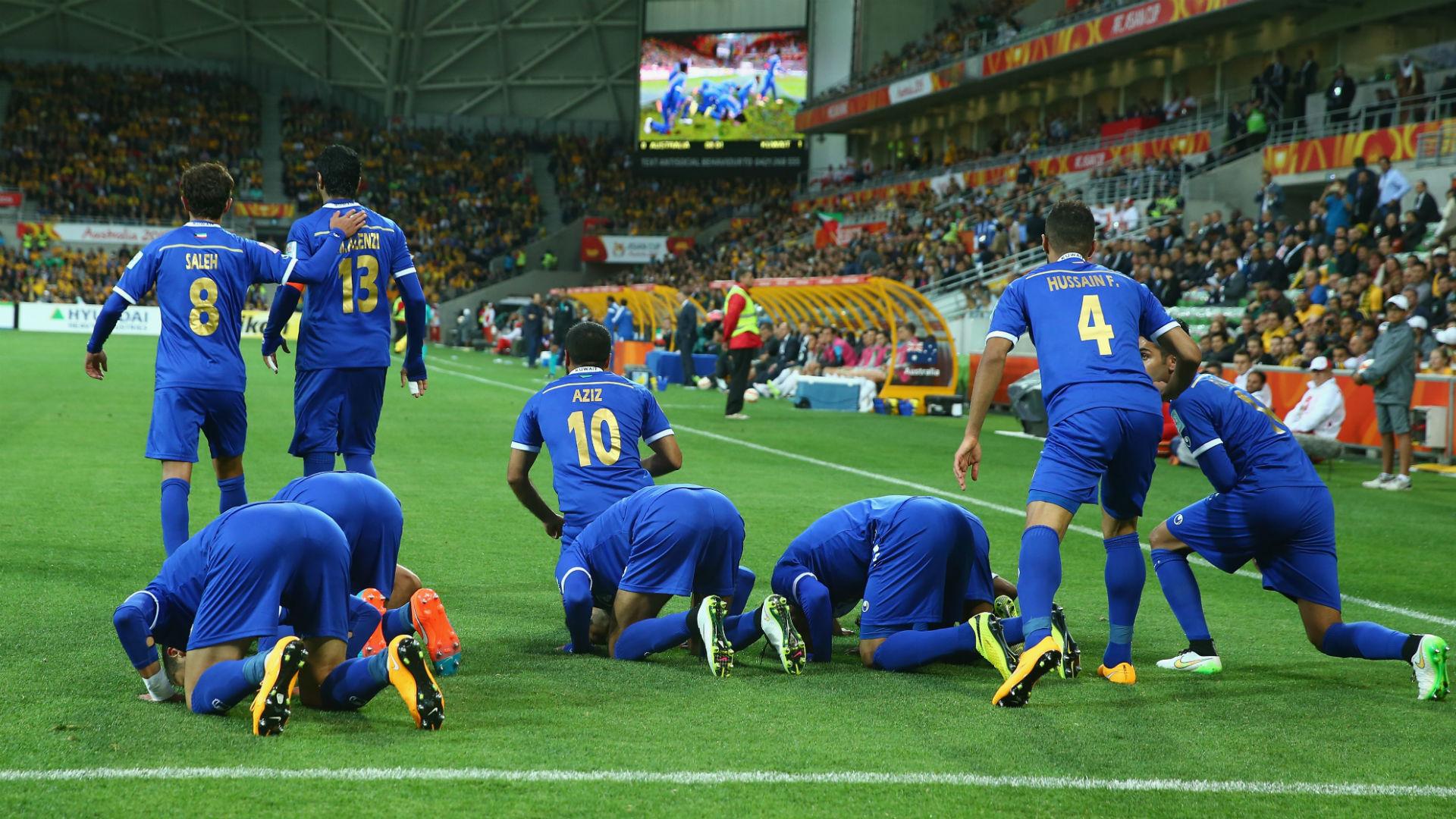 Kuwait - AFC Asian Cup 2015