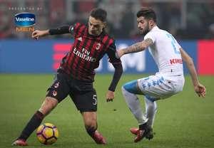 Vaseline - Napoli - AC Milan