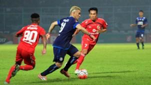 Cristian Gonzales - Arema FC & Semen Padang