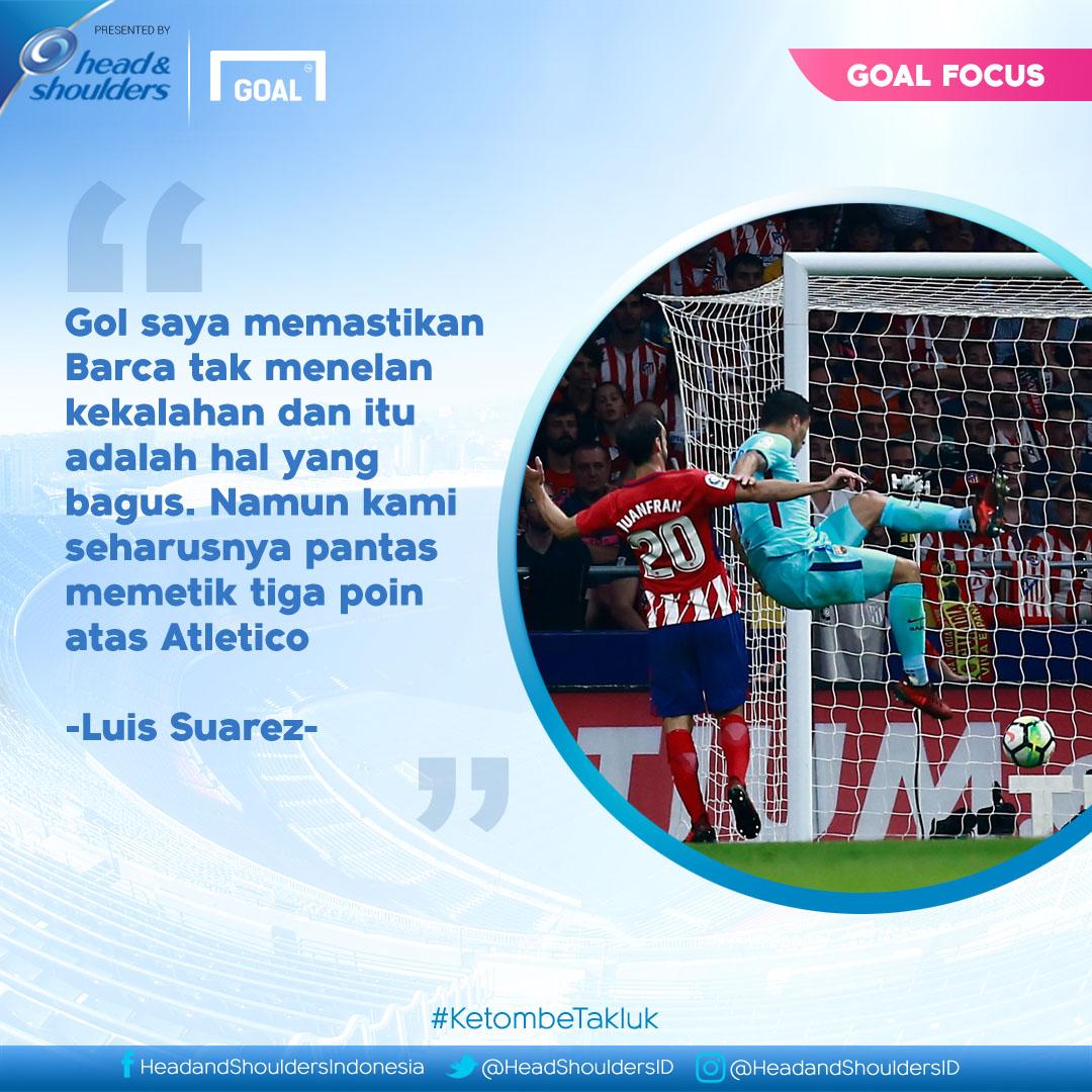H&S - Goal Focus - Luis Suarez