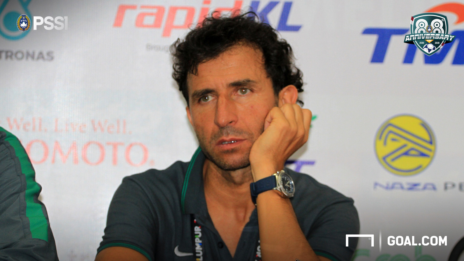 PSSI - Anniversary Cup - Luis Milla