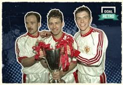 Goal Retro - Manchester United