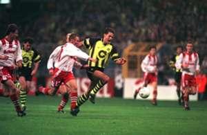 Widzew Lodz Champions League 1996/97