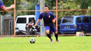 Firman Utina - Latihan Bhayangkara FC