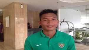 Ahmad Nur Hardianto, seleksi Indonesia U-22