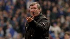 Sir Alex Ferguson 1996