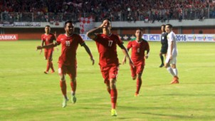 Irfan Bachdim | Indonesia vs Vietnam | Friendly Match | 9 Oct 2016