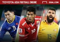 Toyota Asia Tenggara -  Nguyen Tuan Manh, Kyaw Ko Ko, Mile Jedinak Cover