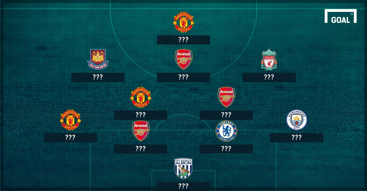 Zlatan Ibrahimovic & Tim Terbaik Liga Primer Inggris Boxing Day