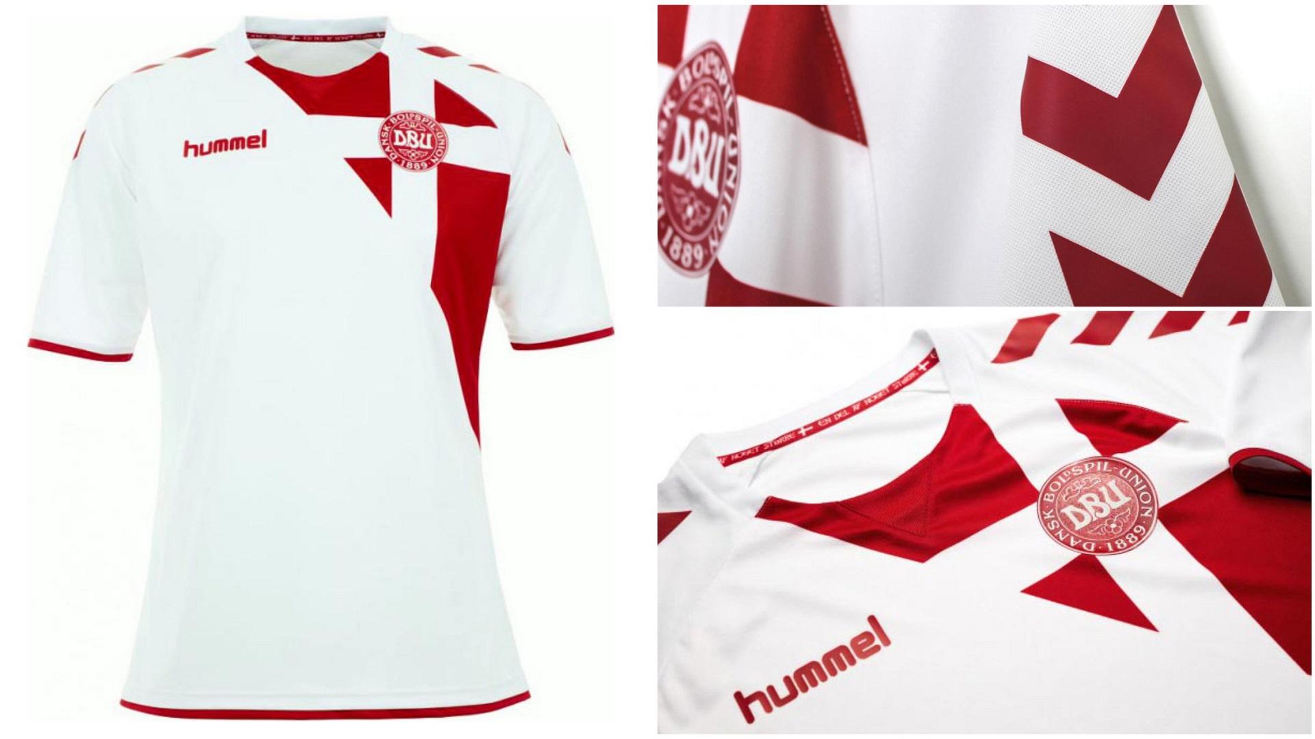Polling Jersey Terbaik 2016 17 Tim Nasional Kaos Indonesia Timnas Denmark Away Kit