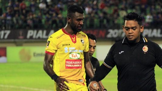 Yanto Basna - Sriwijaya FC