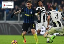 Telkomsel - Inter - Juventus