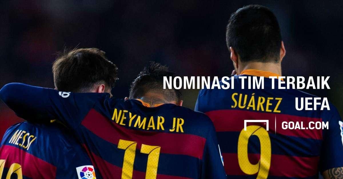 Messi, Ronaldo, dan... Joe Allen! UEFA Ungkap Nominasi Tim Terbaik