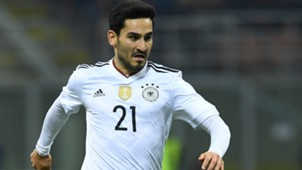 Ilkay Gundogan - Germany