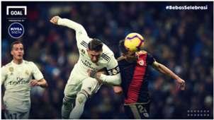 Nivea - Real-Madrid - Rayo-Vallecano