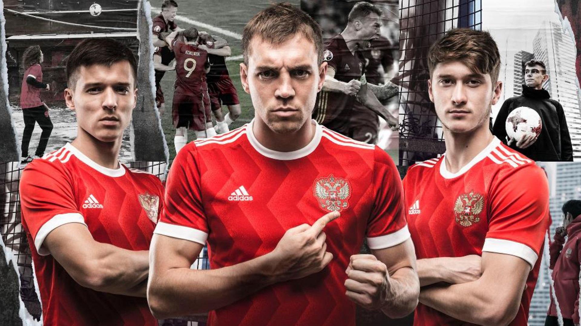 Daftar Lengkap Nominasi 100 Jersey Terbaik 2016 17 Celana Bola Grade Ori Madrid Away 2019 Russia Home Kit Confederation Cup