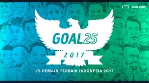 Goal25 - Cover Galeri
