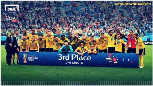 Champ Moment - Belgia