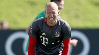 Bintang Bayern Munich Berlatih Di Doha