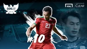 Goal25 10 Hansamu Yama Cover