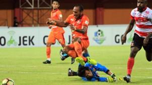 Muhammad Ridho & Leonard Tupamahu - Pusamania Borneo FC