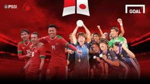 Ini Harga Tiket Laga Timnas Indonesia U 19 Kontra Jepang U