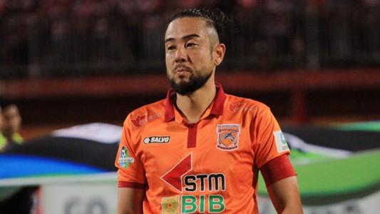 Yamashita Kunihiro - Pusamania Borneo FC