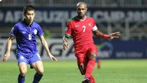 Boaz Solossa Indonesia