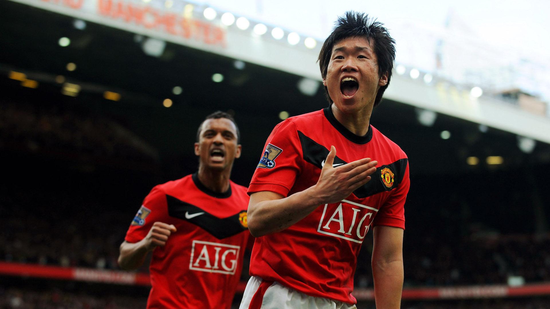 Park Ji-Sung vs. Liverpool 2010