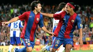 Deco & Ronaldinho | Barcelona