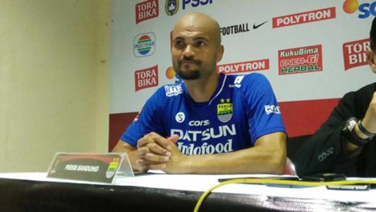 Sergio van Dijk - Persib Bandung