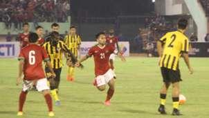 Andik Vermansah - Indonesia vs Malaysia - Friendly Match - 7 September 2016