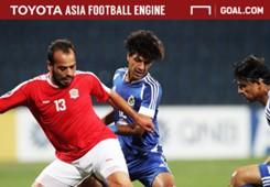 Toyota - Al Quwa Al Jawiya vs Al Jazeera