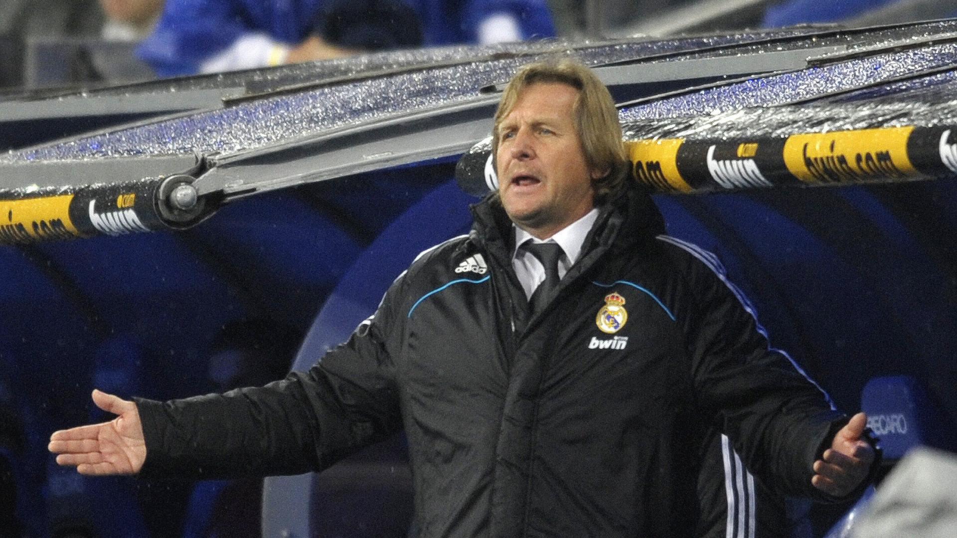 Bernd Schuster   Real Madrid   December 2008