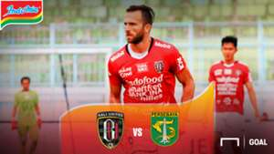 Indomie-BaliUnited vs Persebaya