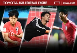 Toyota Polling Cover - Lee Seung-Woo, Mohamed Alshamsi, Son Heung-Min