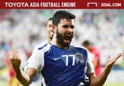 Toyota Asia omar khribin AL Hilal Cover