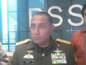 Edy Rahmayadi Ketua Umum PSSI