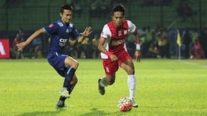 Arif Suyono - Arema Cronus & M Rahmat - PSM Makassar Pekan Ke-23