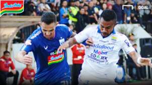 Indomie Cover Match Report PSIS Persib