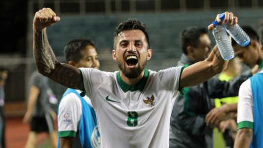 Stefano Lilipaly - Indonesia AFF Suzuki Cup 2016