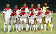 AFC U22 Timor Leste vs Indonesia